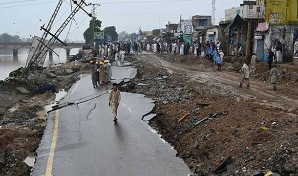 Earthquake Again Hits AJK, Different Parts of Country