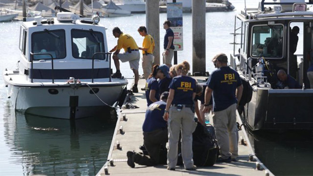33 Dead Bodies Recovered After California Dive Boat Disaster