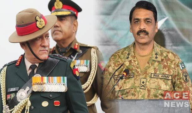 Indian Military's Irresponsible Remarks Express Their Failure: ISPR