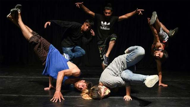 Afghan Youth Turned to Break-Dancing to Ease Their Stress