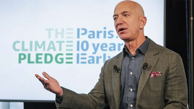 Amazon Pledges to be Carbon Neutral by 2040