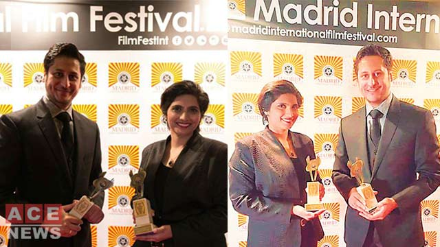 Ammar and Kanza's Upcoming Project Won the Best Screenplay Award