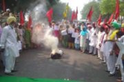 Kashmir Crisis: Thousands Hold Anti-Modi Protests in Indian Punjab