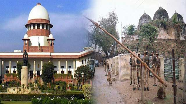 Indian SC Sets Final Deadline To Conclude Babri Mosque Case