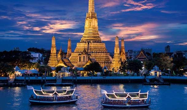 Bangkok Ranked First in 2018 For International Visitors