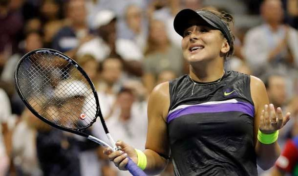 Meet The First Teen in US Open Semis Since 2009