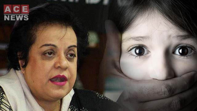 Pakistan Faces the Biggest Problem of Child Abuse: Shireen Mazari