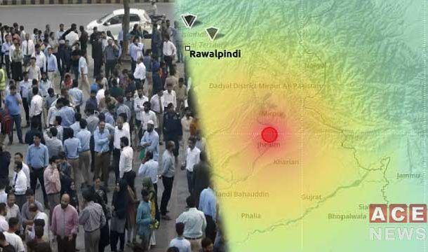 Quake Aftershocks Continue in Different Parts of Country