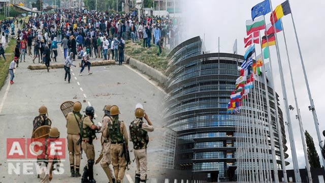 For First Time, European Parliament to Discuss Kashmir Situation Today
