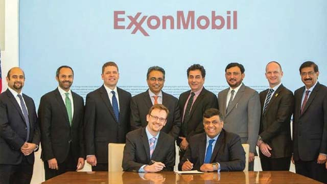 ExxonMobil Signs Deal with UGDC for LNG Supply to Transport Sector