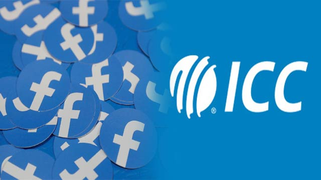 Facebook Wins ICC's Digital Content Rights For Subcontinent