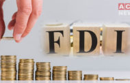 FDI Drops 58% in First Two Months of Current Financial Year