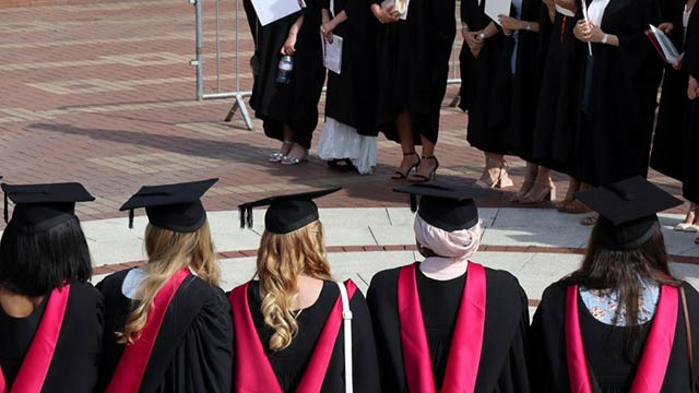 Uk To Let Foreign Students Stay Two Years After Graduation