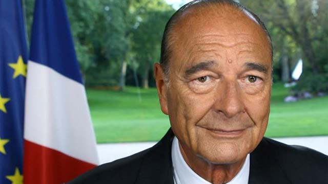Former French President Jacques Chirac Dies, Aged 86