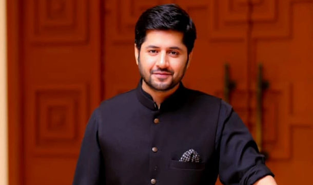 Stunning Imran Ashraf  Set to Play a Romantic Hero in His Next Drama