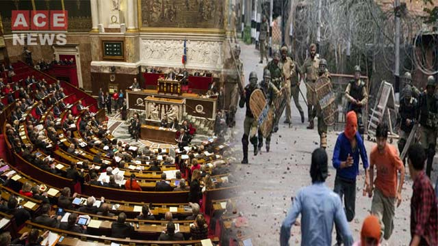 French Parliament Discusses Kashmir Issue For First Time