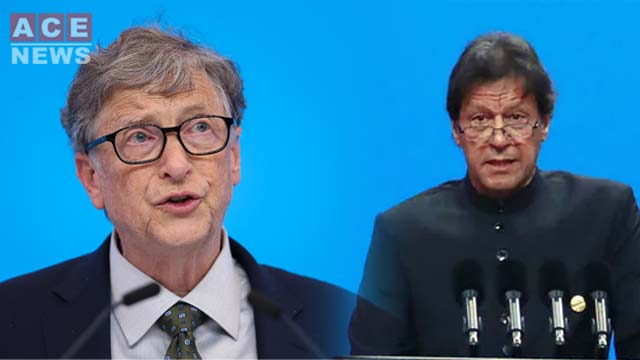 Gates Welcomes PM Imran's Leadership in Pakistan's Anti-Poverty Strategy