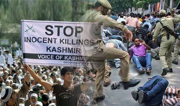 IOK: People Asked to March Against Imposition of RSS Agenda