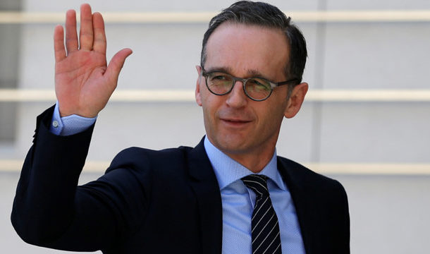 German Foreign Minister, Heiko Maas Arrived in Sudan