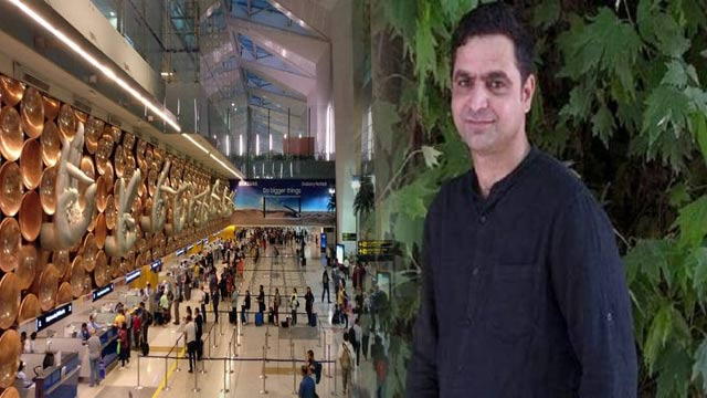 Kashmiri Activist Stopped At Airport, Barred From Flying Abroad