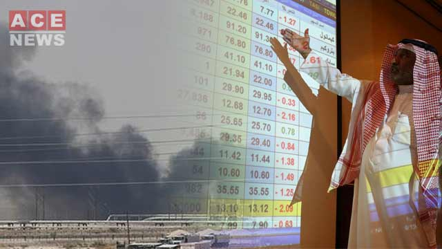 Decline in Gulf, Saudi Stocks After Attacks on Aramco Oil Plants