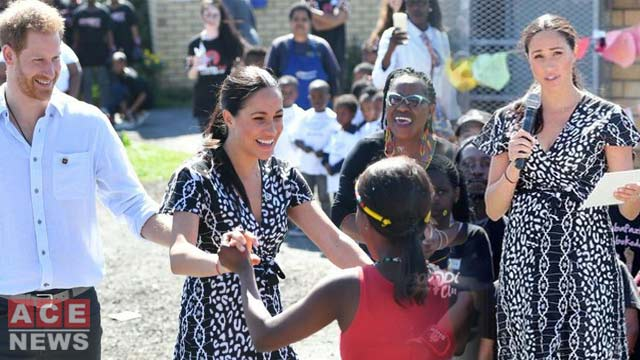 Harry, Meghan Condemn Violence Against Women in South Africa