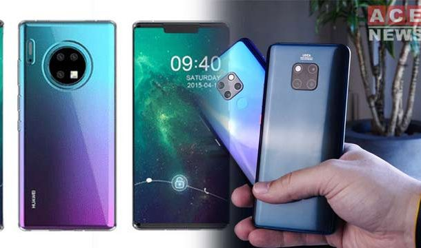 Huawei Mate 30 and Mate 30 Pro Launch Today