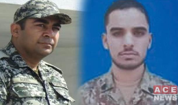 Two Army Soldiers Martyred in IED Blast on Pak-Afghan Border