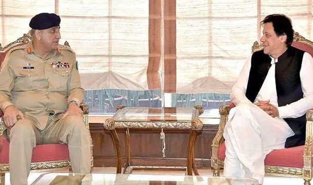 PM Imran, COAS Discuss Regional, Kashmir Situation