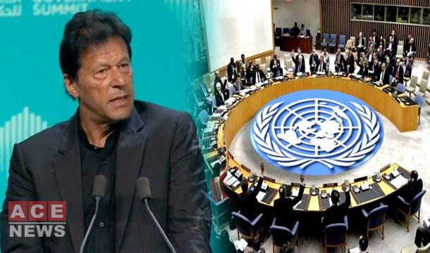 PM Imran Again Urges UNSC To Take Action On Kashmir Issue