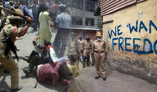 International Media Report Exposes Indian Brutalities in Kashmir