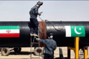 Iran-Pakistan Sign Extension in IP Gas Line Agreement