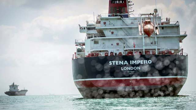 Iran Releases British-Flagged Stena Impero Oil Tanker