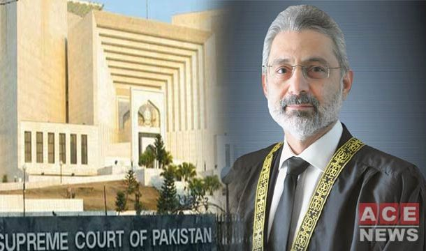 New Full Court Bench Formed to Hear Petition of Justice Isa