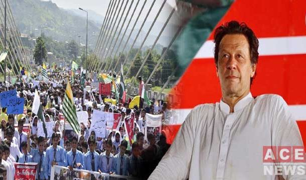 PM Imran Set to Hold Massive Kashmir Rally in Muzzafarabad