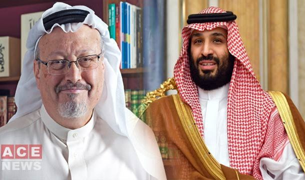 Saudi Crown Prince Denies Ordering Khashoggi Killing