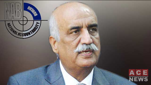 Khursheed Shah will Appear in Accountability Court Today