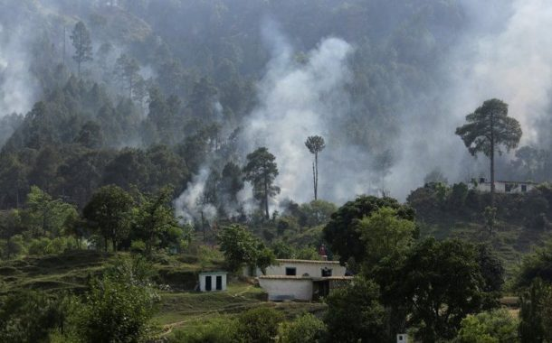 One Civilian Martyred in Unprovoked Indian Firing at LoC: ISPR