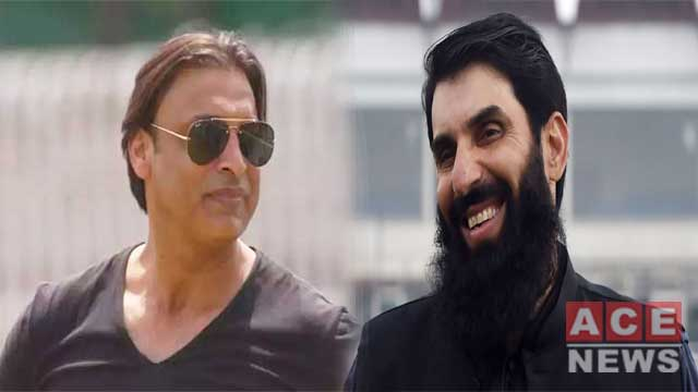 Shoaib Akhtar Pokes Fun at Misbah's Dual Appointment