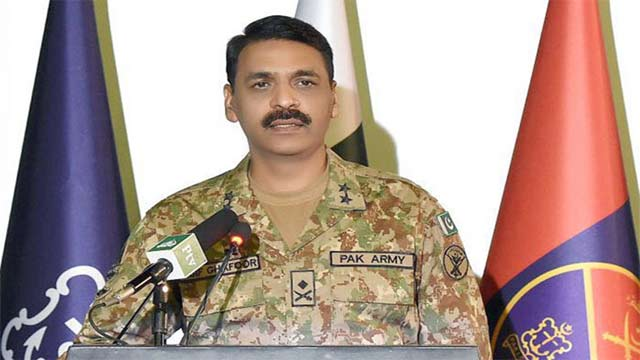 Pakistan Will Go to Any Extent For Kashmiris: DG ISPR
