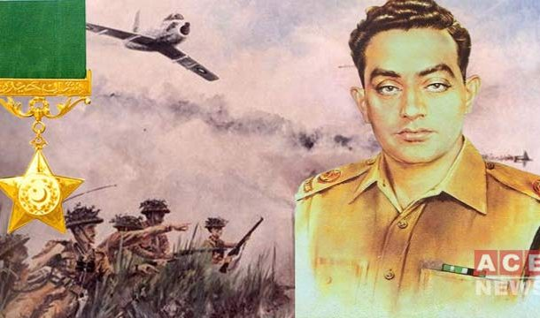 Nation Pays Tribute to Brave Son Of Soil 'Major Aziz Bhatti'
