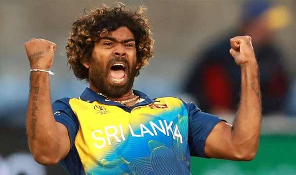 Malinga Made History with His 100th Wicket in T20 Internationals