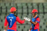 Nabi, Mujeeb Shine In Record Afghanistan Win