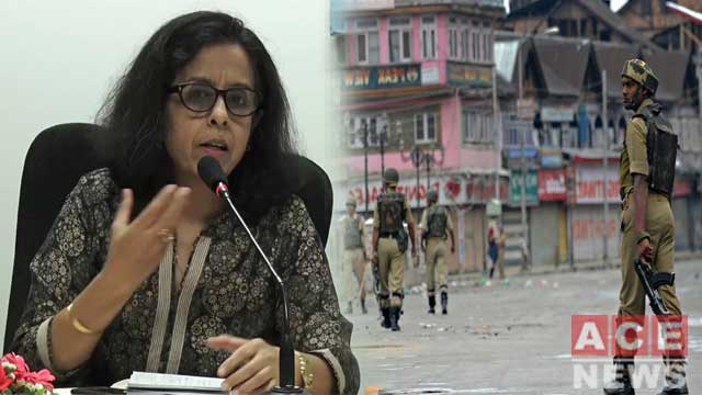 'No! Kashmir is Not Normal', Indian Journalist Exposes Brutalities