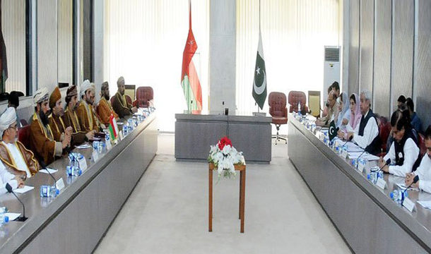 Oman Assures to Highlight Real Situation of Kashmir on International Forums
