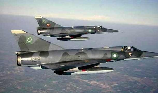 Pakistan Air Force is Expected to Buy 36 Mirage V Jets From Egypt