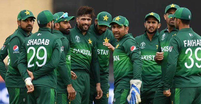 Pakistan Secures Top Position in ICC T20I Rankings