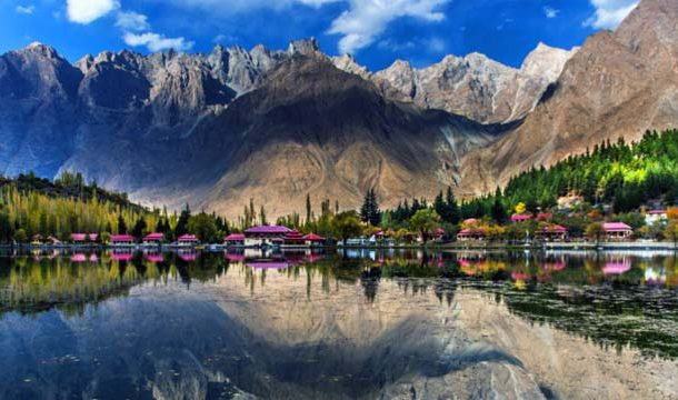 Pakistan is Focusing on Building the Tourism Sector on Priority Basis