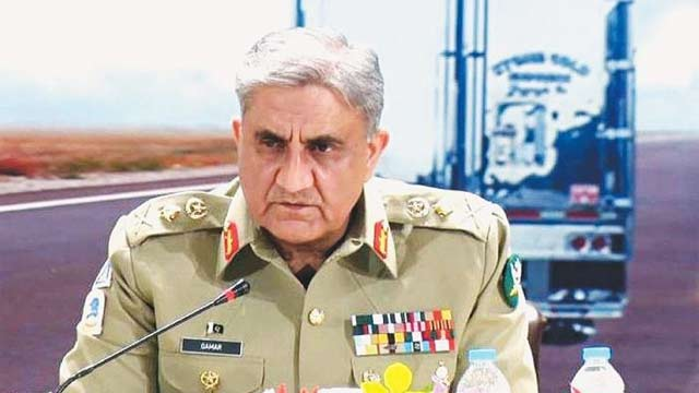 Pakistan's Future Intertwined with Democracy and Youth will Set its Direction: COAS