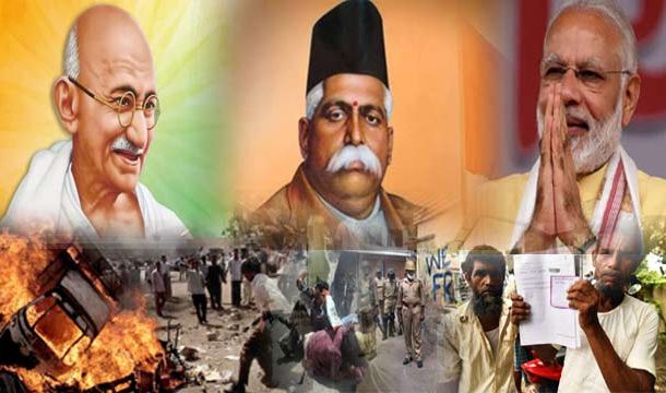 RSS Takes Over Nuclear Armed Country With a 'Mad Ideology'